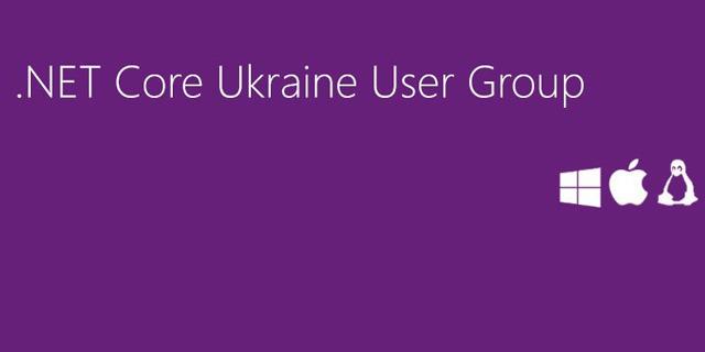 .NET Core Ukraine User Group